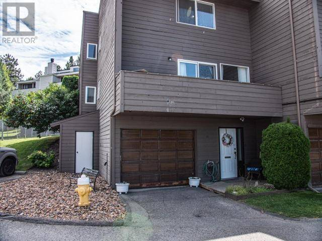 Townhouse for sale at 111810 Springhill Dr Unit 11 Kamloops British Columbia - MLS: 154717