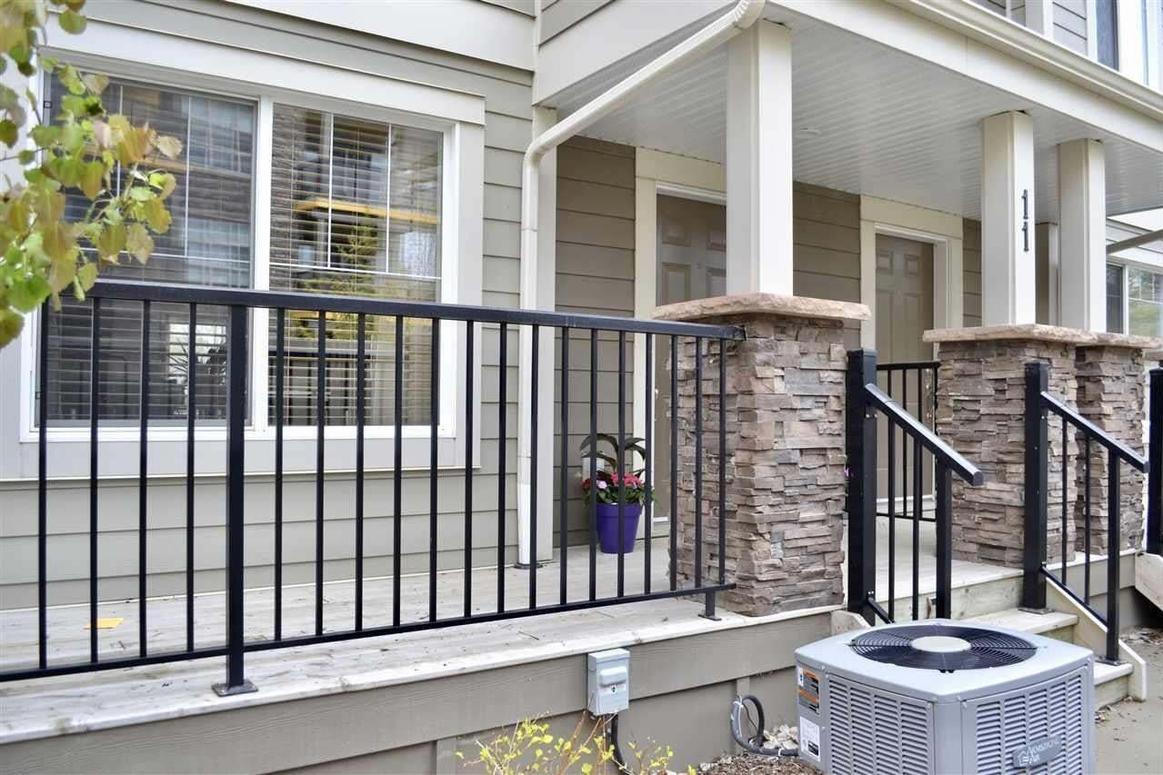 Townhouse for sale at 1150 Windermere Wy SW Unit 11 Edmonton Alberta - MLS: E4188059