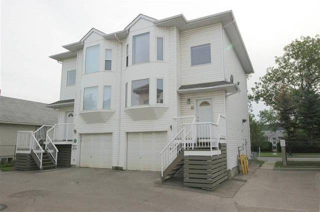 Townhouse for sale at 11718 97 St Nw Unit 11 Edmonton Alberta - MLS: E4162521