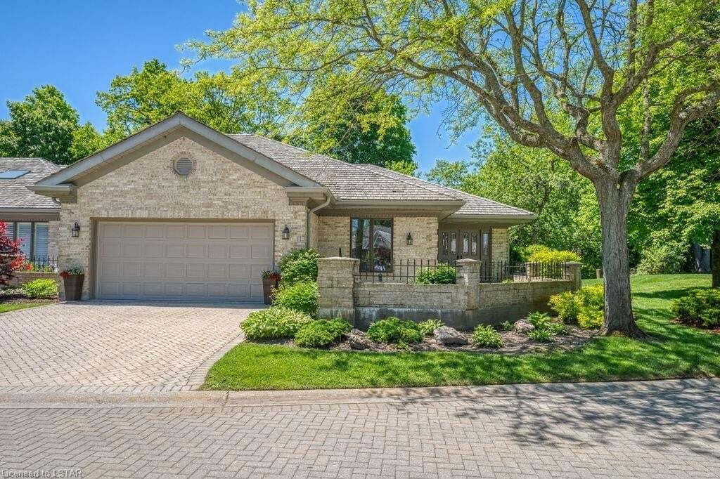 Residential property for sale at 1200 Riverside Dr Unit 11 London Ontario - MLS: 262520