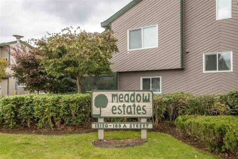 Townhouse for sale at 12120 189a St Unit 11 Pitt Meadows British Columbia - MLS: R2510794