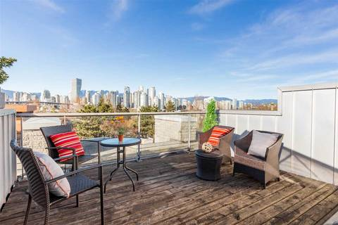 Townhouse for sale at 1250 6th Ave W Unit 11 Vancouver British Columbia - MLS: R2357573