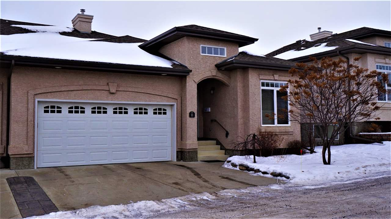 For Sale: 11 - 1251 Rutherford Road, Edmonton, AB   3 Bed, 3 Bath Townhouse for $460,000. See 27 photos!