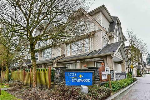 Townhouse for sale at 12738 66 Ave Unit 11 Surrey British Columbia - MLS: R2388890