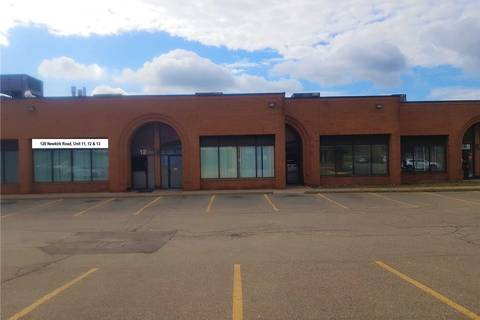 Commercial property for lease at 120 Newkirk Rd Apartment 11-13 Richmond Hill Ontario - MLS: N4570928