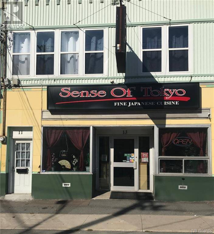 Townhouse for sale at 13 Waterloo St Unit 11 Saint John New Brunswick - MLS: NB034999