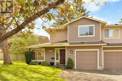 Townhouse for sale at 1309 Mckenzie Ave Unit 11 Victoria British Columbia - MLS: 410338
