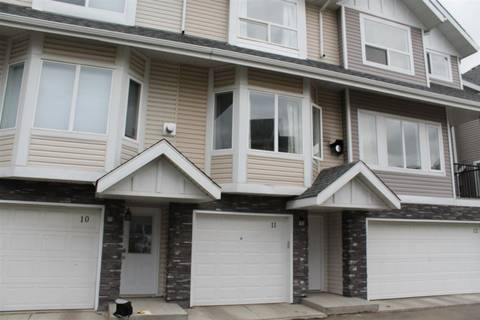 Townhouse for sale at 13215 153 Ave Nw Unit 11 Edmonton Alberta - MLS: E4162718