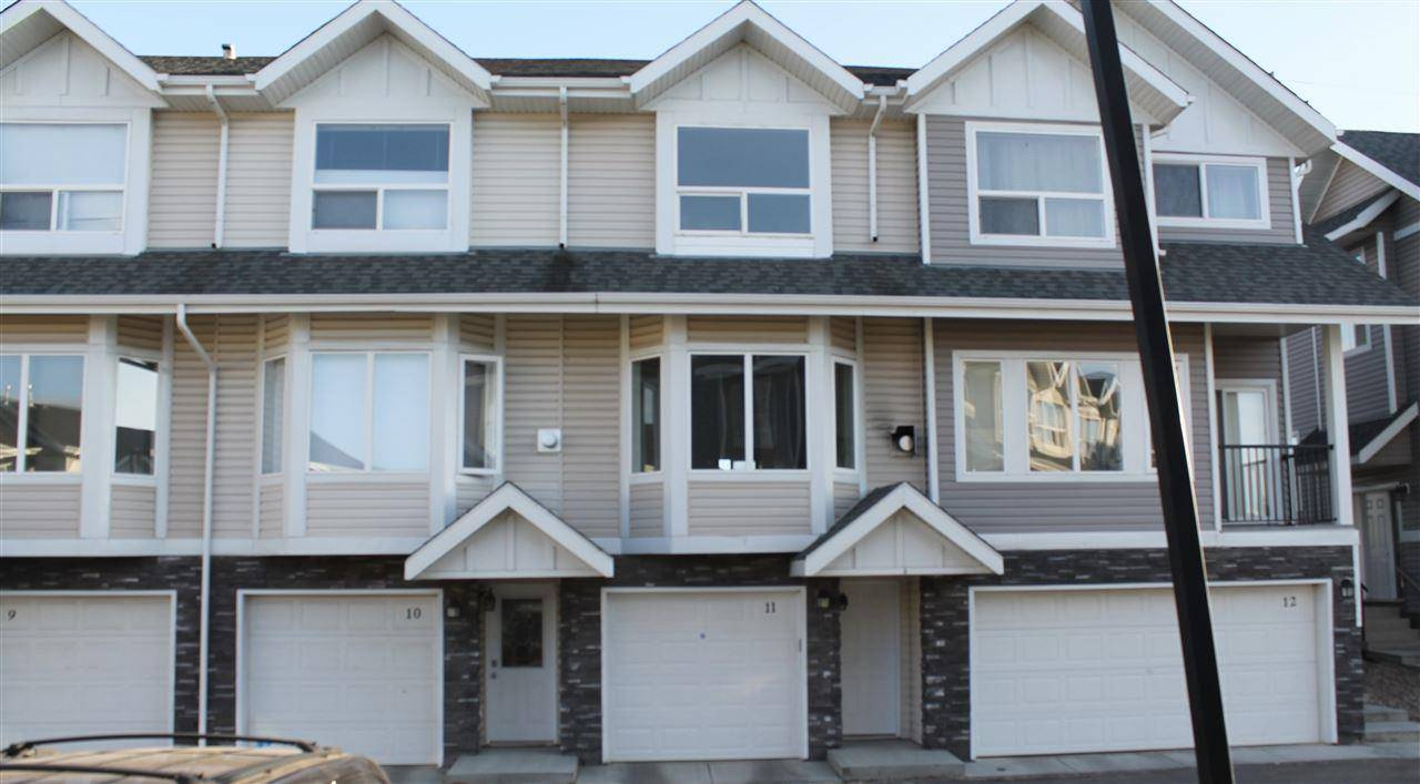 Townhouse for sale at 13215 153 Ave Nw Unit 11 Edmonton Alberta - MLS: E4173198