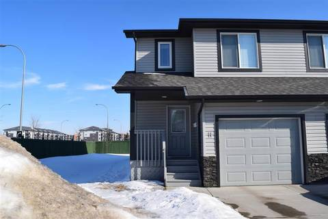 Townhouse for sale at 13838 166 Ave Nw Unit 11 Edmonton Alberta - MLS: E4140629