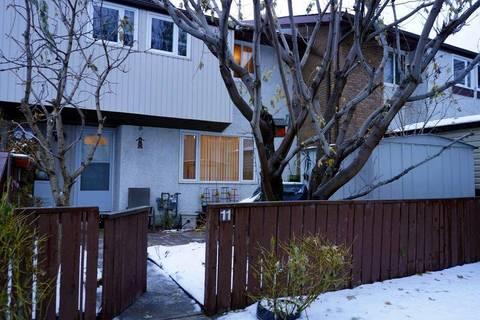 Townhouse for sale at 14220 80 St Nw Unit 11 Edmonton Alberta - MLS: E4139925