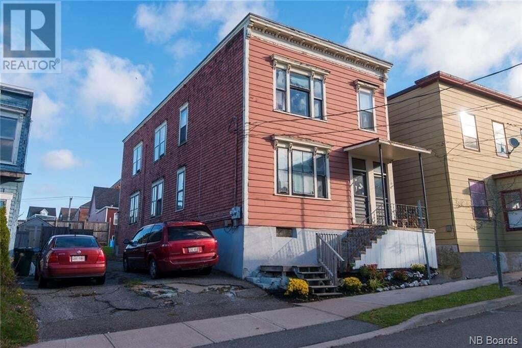Townhouse for sale at 15 Clarendon St Unit 11 Saint John New Brunswick - MLS: NB046561