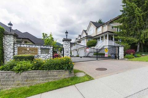 Townhouse for sale at 1506 Eagle Mountain Dr Unit 11 Coquitlam British Columbia - MLS: R2390318