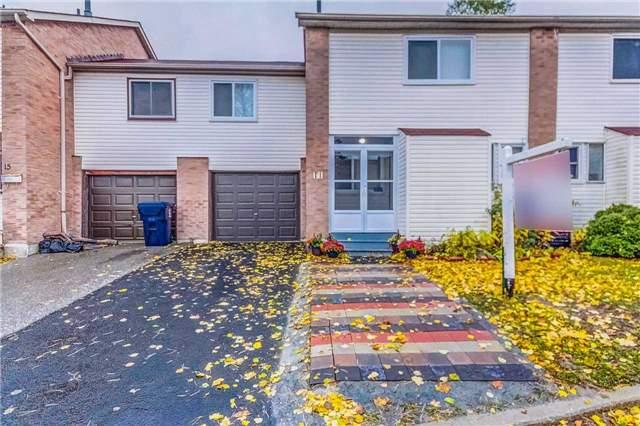 House for sale at 11-151 Wickson Trail Toronto Ontario - MLS: E4298990