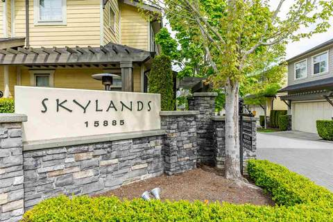 Townhouse for sale at 15885 26 Ave Unit 11 Surrey British Columbia - MLS: R2418345