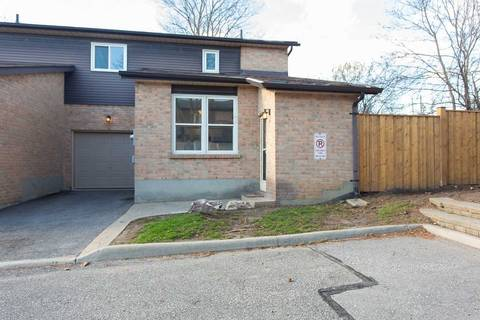 Condo for sale at 1605 Charles St Unit 11 Whitby Ontario - MLS: E4448619