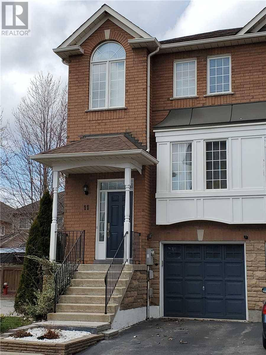 Townhouse for sale at 165 Fieldstone Dr East Unit 11 Vaughan Ontario - MLS: N4756766