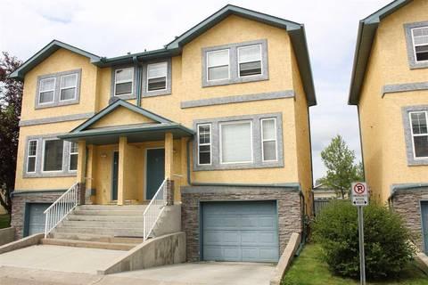 Townhouse for sale at 16777 91 St Nw Unit 11 Edmonton Alberta - MLS: E4164996