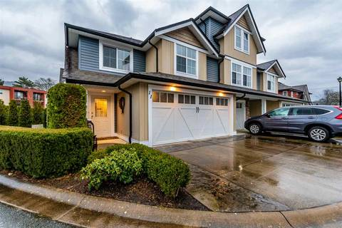 Townhouse for sale at 1700 Mackay Cres Unit 11 Agassiz British Columbia - MLS: R2443719