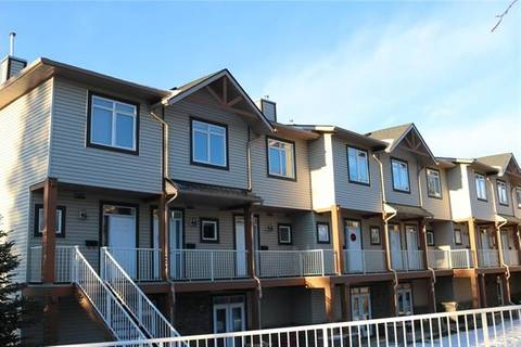 Townhouse for sale at 181 Rockyledge Vw Northwest Unit 11 Calgary Alberta - MLS: C4272773