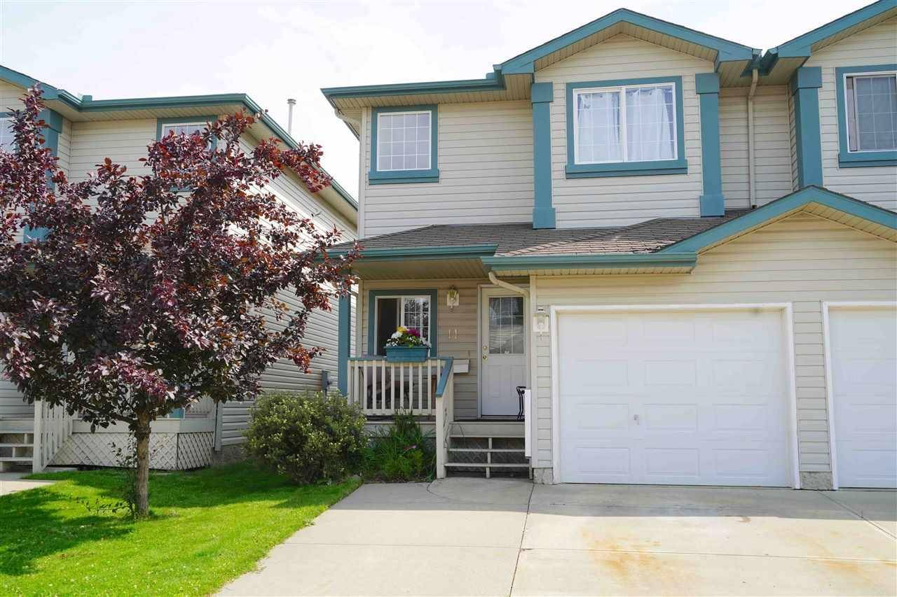Townhouse for sale at 2004 Grantham Ct Nw Unit 11 Edmonton Alberta - MLS: E4151294