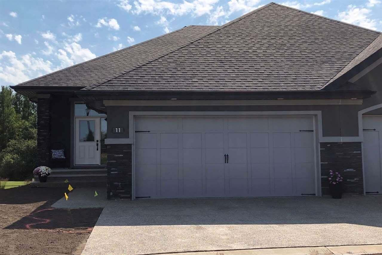 Townhouse for sale at 20425 93 Av NW Unit 11 Edmonton Alberta - MLS: E4208768