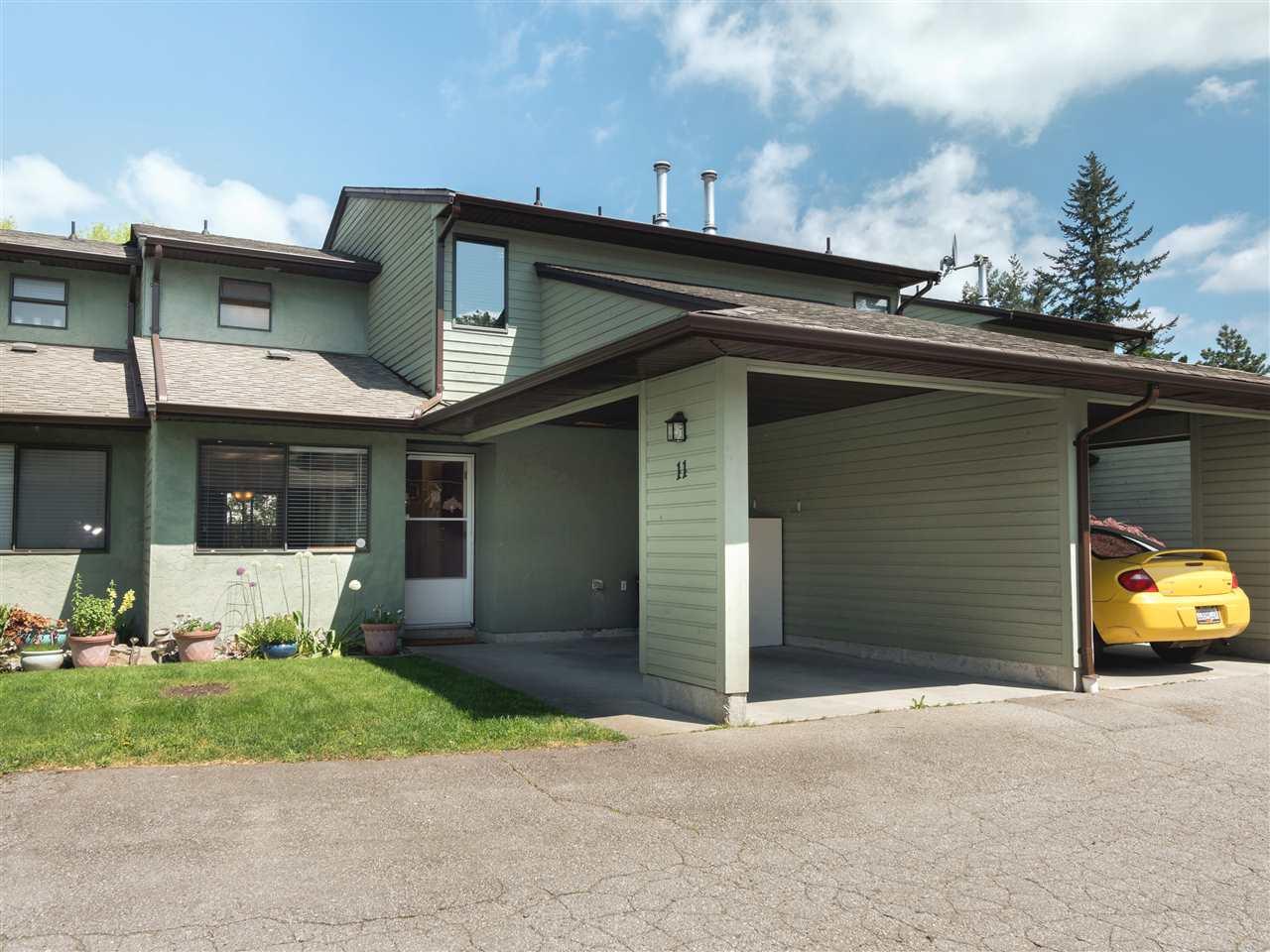 Sold: 11 - 20681 Thorne Avenue, Maple Ridge, BC