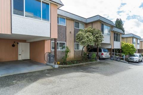 Townhouse for sale at 2241 Mccallum Rd Unit 11 Abbotsford British Columbia - MLS: R2452713