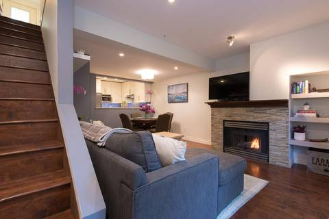 Townhouse for sale at 2375 Broadway  W Unit 11 Vancouver British Columbia - MLS: R2372594
