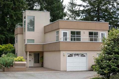 Townhouse for sale at 2425 Edgemont Blvd Unit 11 North Vancouver British Columbia - MLS: R2498869
