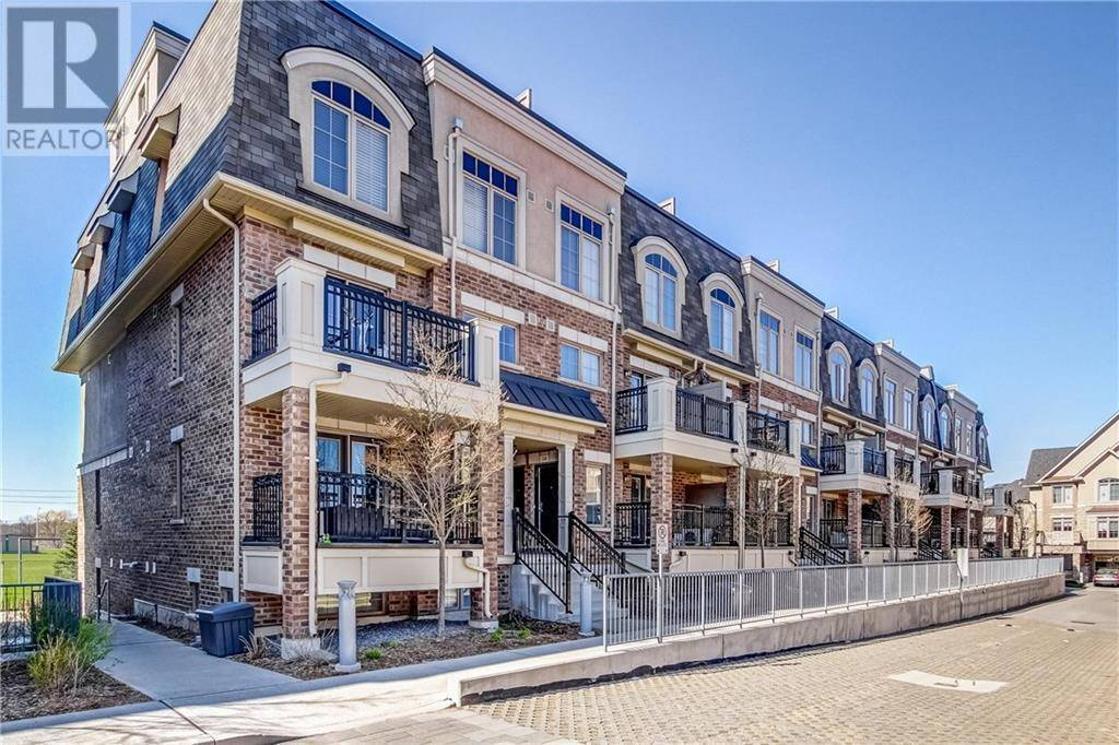 Townhouse for sale at 2441 Greenwich Dr Unit 11 Oakville Ontario - MLS: 30797569