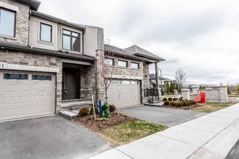 Condo for sale at 271 Grey Silo Rd Unit 11 Waterloo Ontario - MLS: X4739434