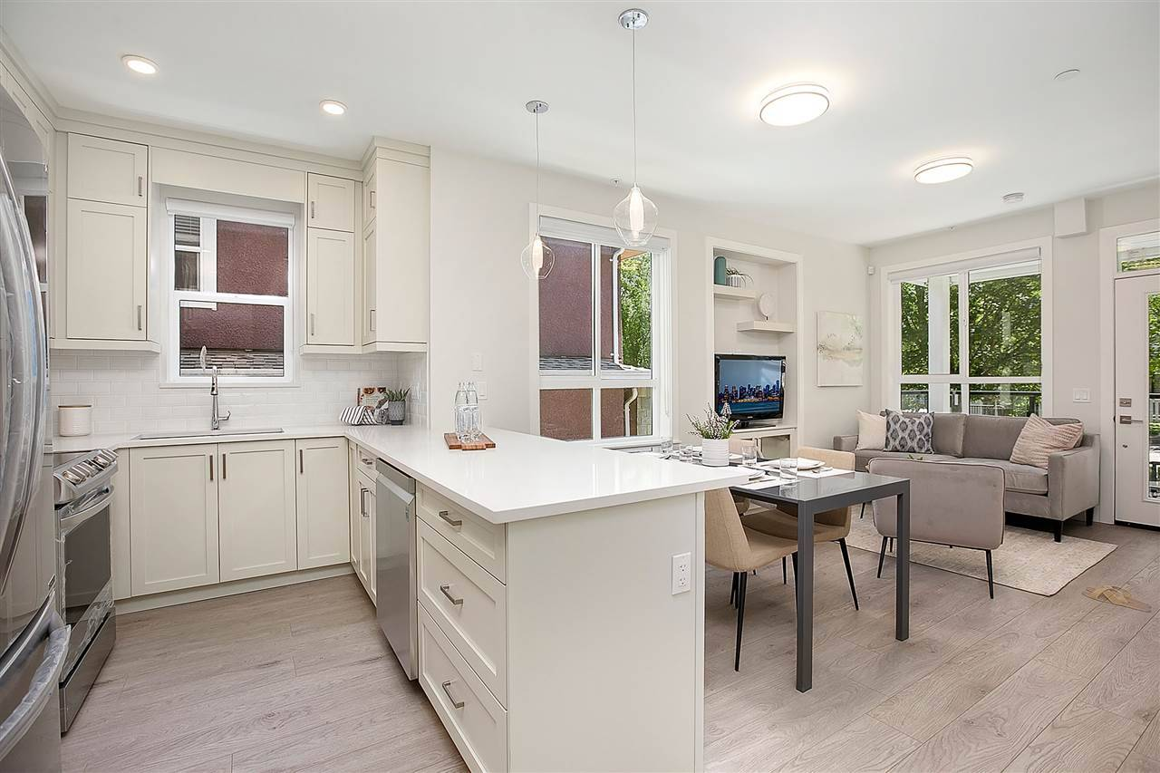 Buliding: 2717 Horley Street, Vancouver, BC