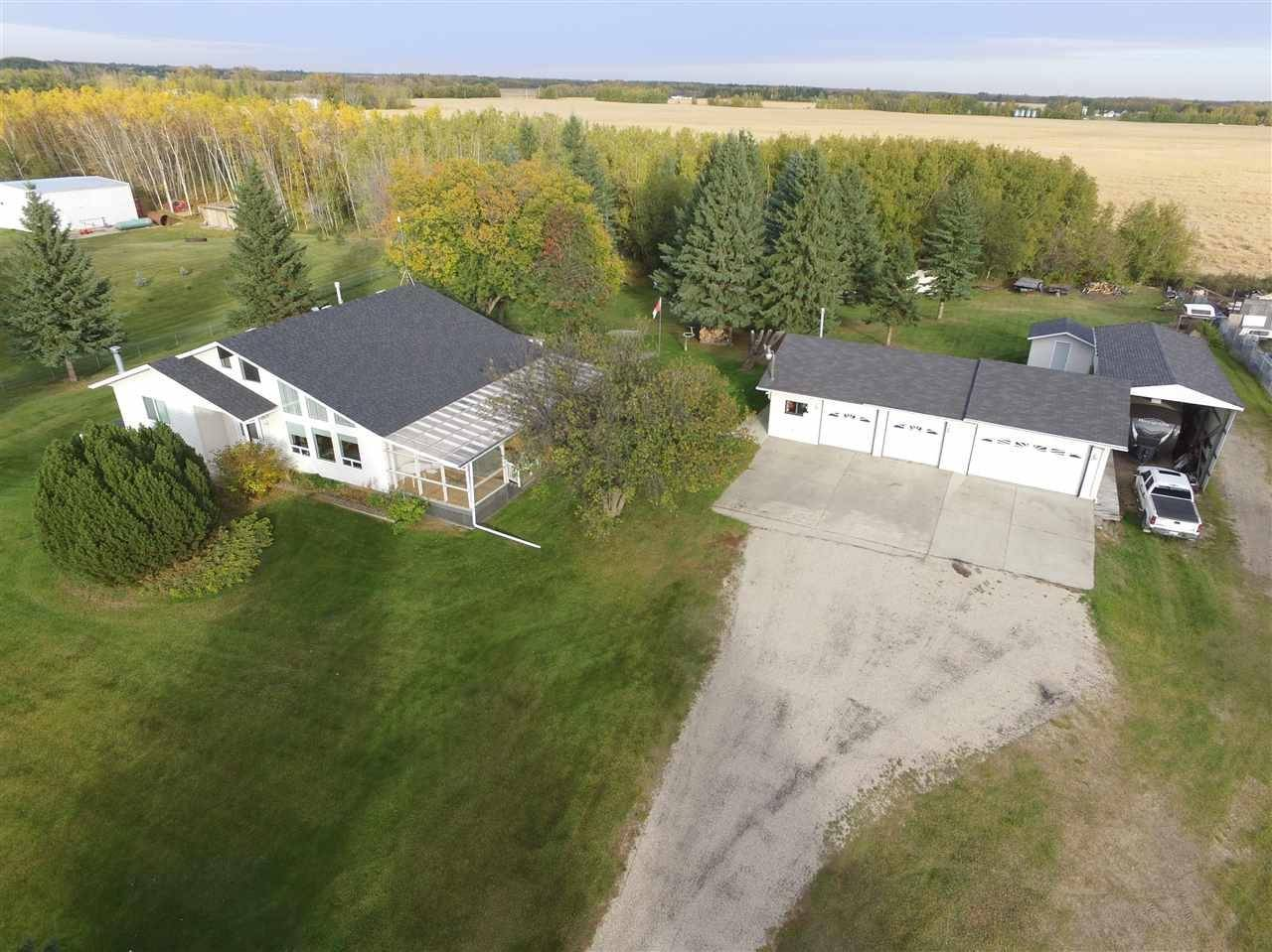 House for sale at 27317 Township Rd Unit 11 Rural Parkland County Alberta - MLS: E4192687