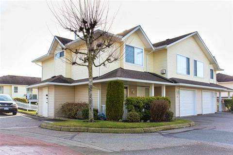 Townhouse for sale at 31255 Upper Maclure Rd Unit 11 Abbotsford British Columbia - MLS: R2421833