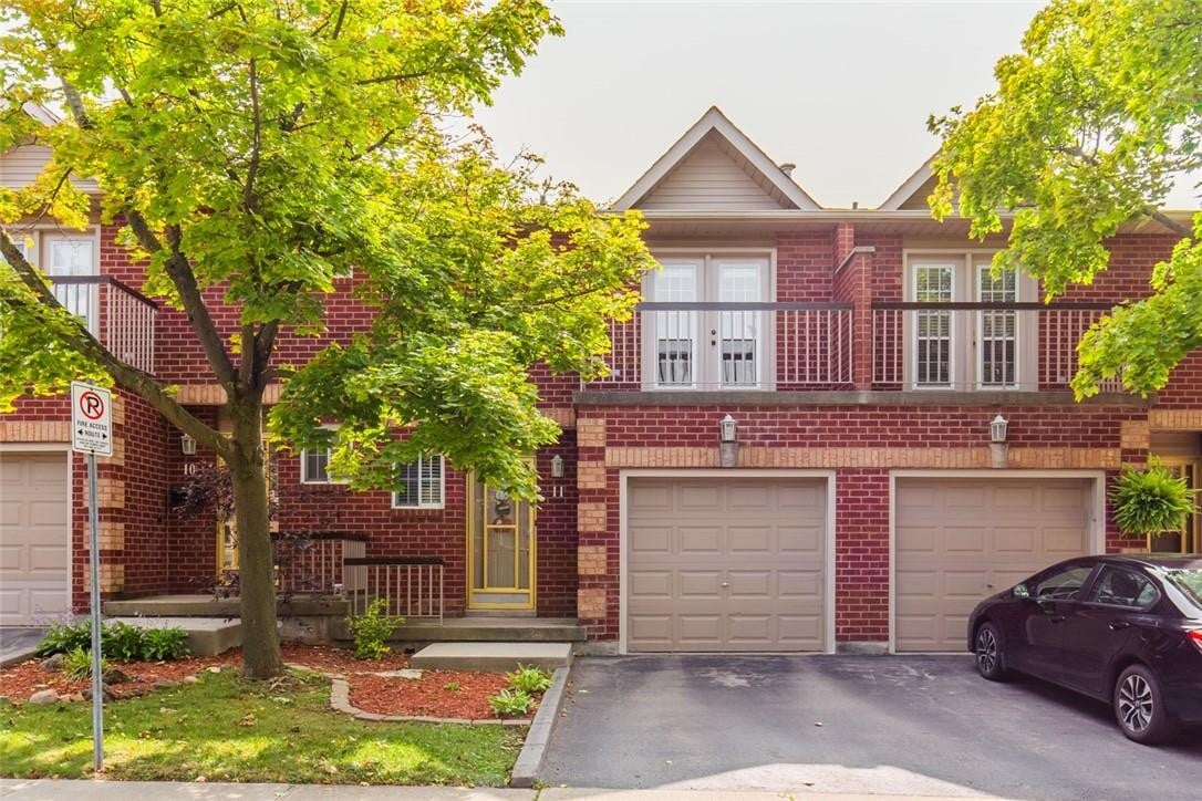Townhouse for sale at 34 Dynasty Ave Unit 11 Stoney Creek Ontario - MLS: H4088272