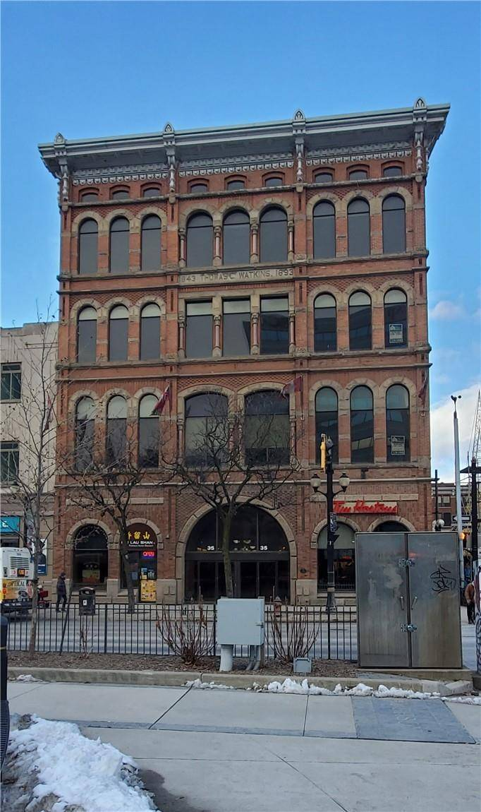 Commercial property for lease at 35 King St E Apartment 11 Hamilton Ontario - MLS: H4073132