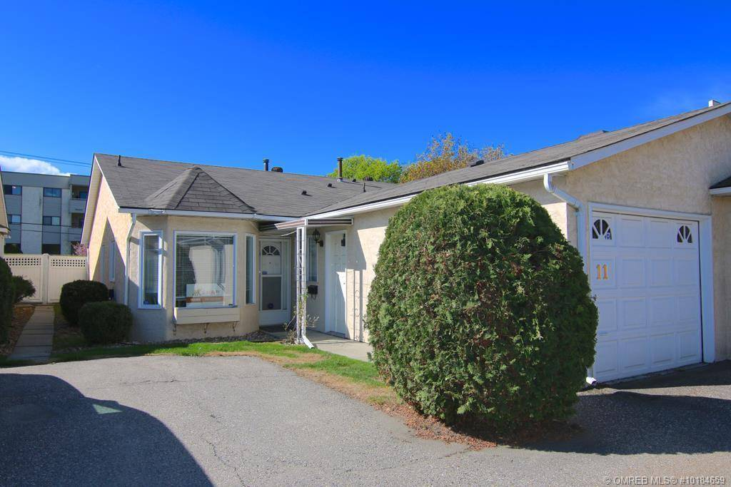 Townhouse for sale at 3603 27 Ave Unit 11 Vernon British Columbia - MLS: 10184659