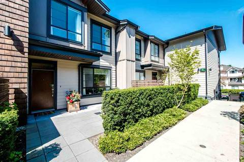 Townhouse for sale at 3728 Thurston St Unit 11 Burnaby British Columbia - MLS: R2362772
