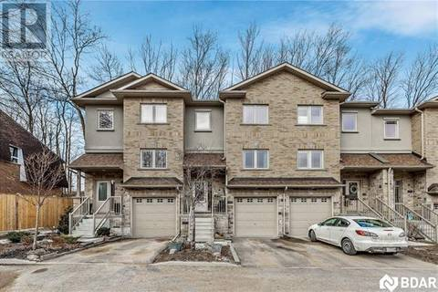 Townhouse for sale at 376 Blake St Unit 11 Barrie Ontario - MLS: 30721492