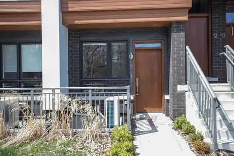 Condo for sale at 39 Robinson St Unit 11 Grimsby Ontario - MLS: X4741526