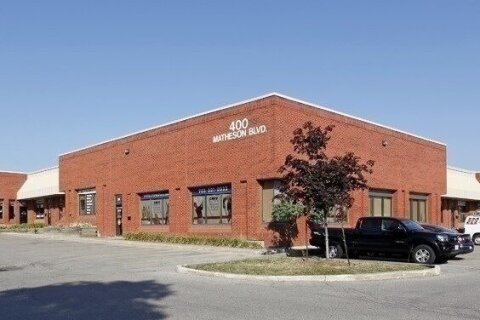 Commercial property for lease at 400 Matheson Blvd Apartment 11 Mississauga Ontario - MLS: W4994658