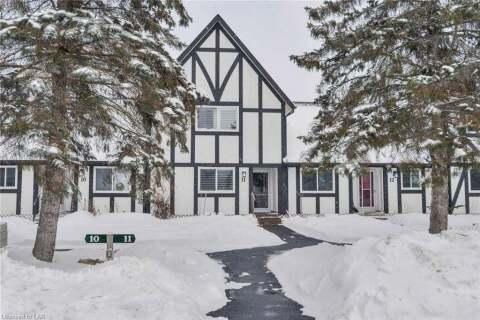 Townhouse for sale at 41 Laguna Pw Unit 11 Simcoe Ontario - MLS: 247948
