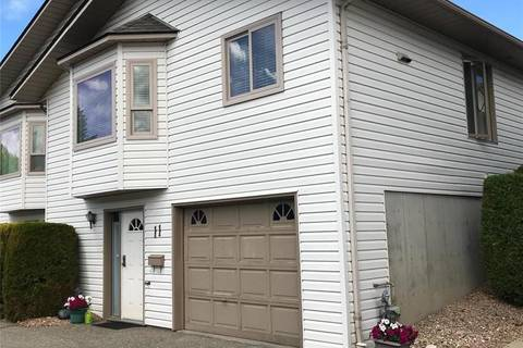 Townhouse for sale at 4303 27 Ave Unit 11 Vernon British Columbia - MLS: 10185303