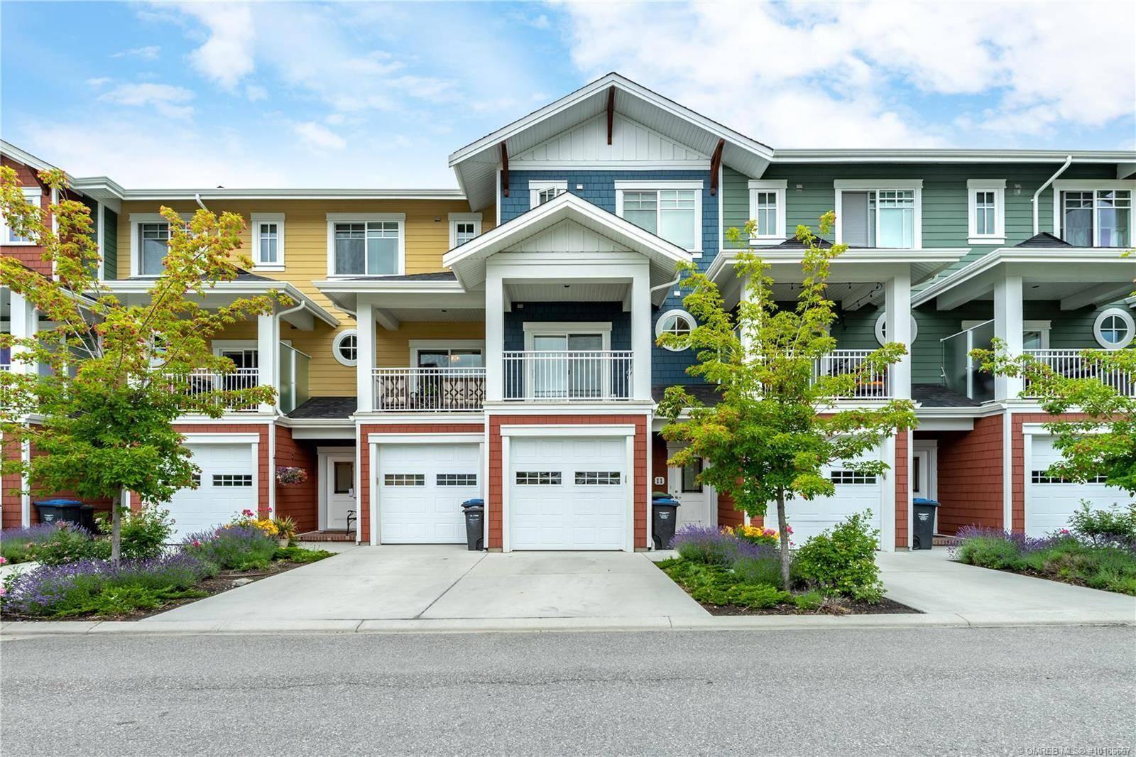 Townhouse for sale at 433 Mccarren Ave Unit 11 Kelowna British Columbia - MLS: 10186667