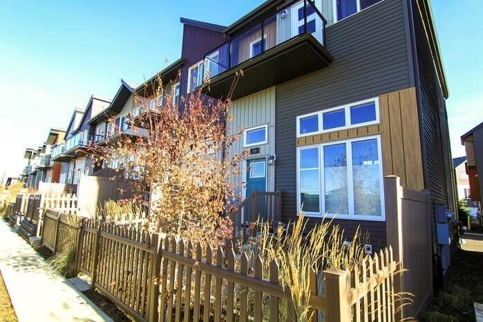 Townhouse for sale at 4470 Prowse Rd SW Unit 11 Edmonton Alberta - MLS: E4219862
