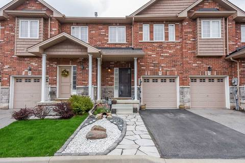 Townhouse for sale at 45 Seabreeze Cres Unit #11 Hamilton Ontario - MLS: X4454361