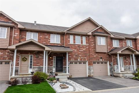 Townhouse for sale at 45 Seabreeze Cres Unit 11 Stoney Creek Ontario - MLS: H4053332