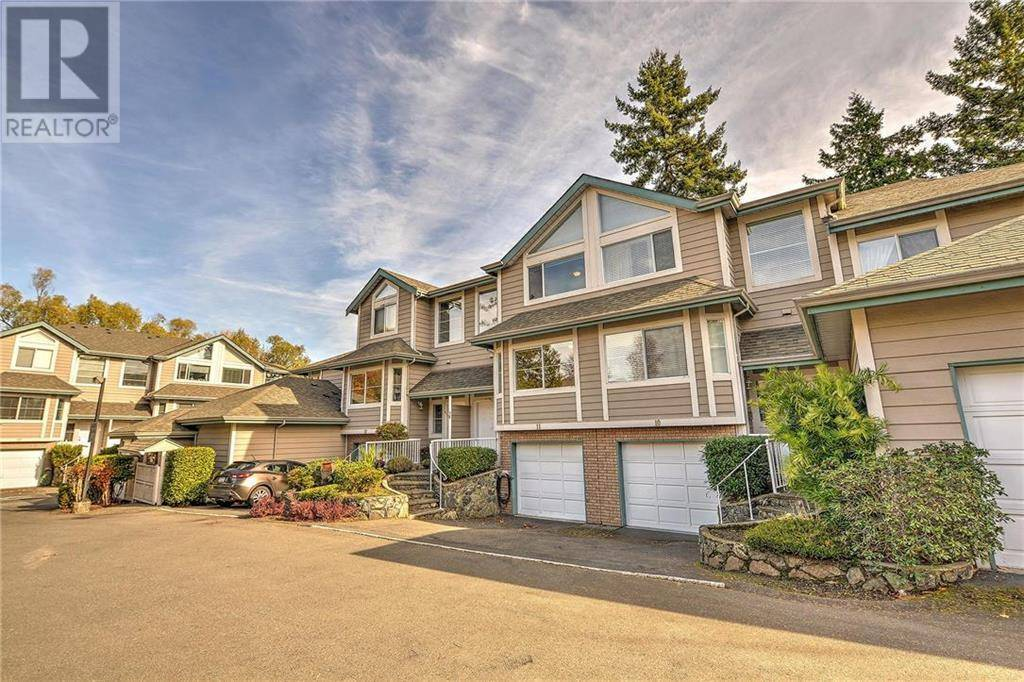 Townhouse for sale at 4619 Elk Lake Dr Unit 11 Victoria British Columbia - MLS: 417415
