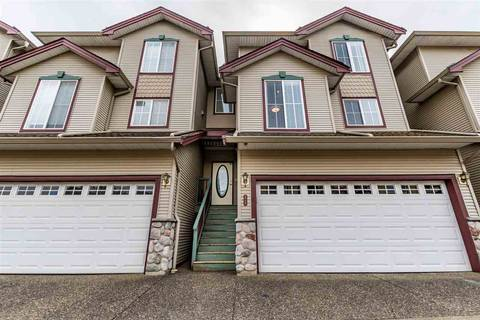 Townhouse for sale at 46360 Valleyview Rd Unit 11 Sardis British Columbia - MLS: R2452079